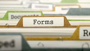 forms for lead generation
